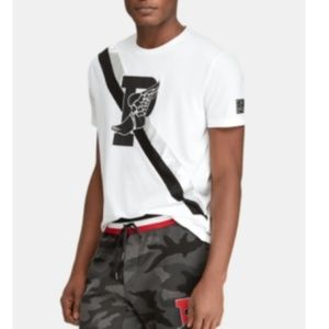 Polo Ralph Lauren Active Fit P-Wing  T-Shirt Men's